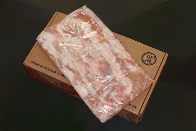 メキシコ産 冷凍小腸(鉄板焼き、煮込み等) 1ケース(7kg)